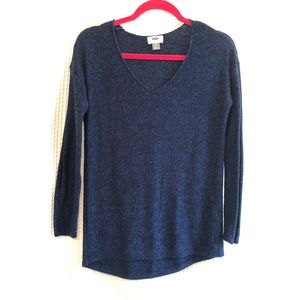 Old Navy blue & black sweater